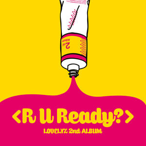 Lovelyz 2nd Album [R U Ready?]
