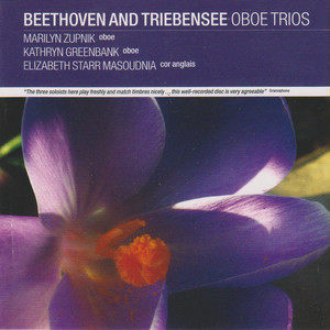 Beethoven and Triebensee Oboe Trios