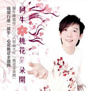 桃花朵朵开(热度:63)由小乐姐姐翻唱,原唱歌手阿牛