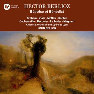 Album Berlioz: Béatrice et Bénédict from Susan Graham