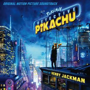 Pokémon Detective Pikachu (Original Motion Picture Soundtrack) (大侦探皮卡丘 电影原声带)