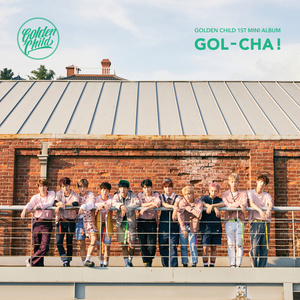 Golden Child 1st Mini Album (Gol-Cha!)