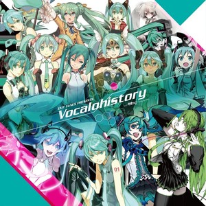 EXIT TUNES PRESENTS Vocalohistory