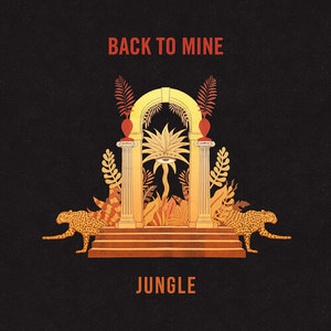 Album Back to Mine : Jungle from Jungle