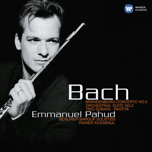 Bach:Brandenburg Concerto No. 5 etc