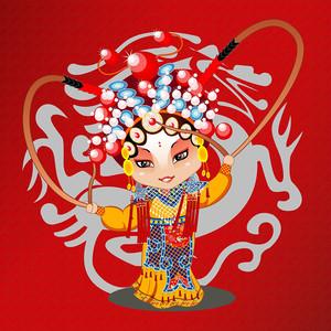 【京剧】智取威虎山-打虎上山原唱是戏曲,由希希奶奶zhy翻唱(播放:84)