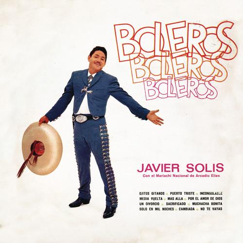 Boleros-Boleros-Bole 2001 Javier Solis
