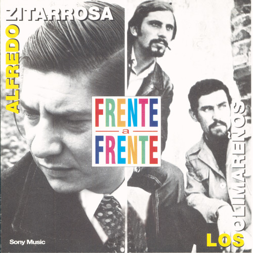 Frente A Frente 1996 Alfredo Zitarrosa