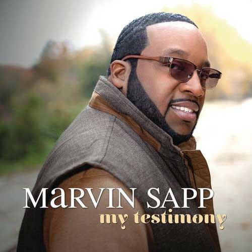 My Testimony (Album Version) 2012 Marvin Sapp