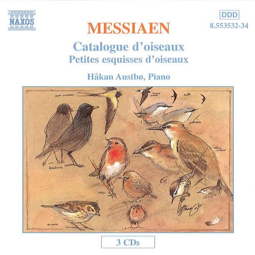 梅西安 鸟鸣集 Disc1
