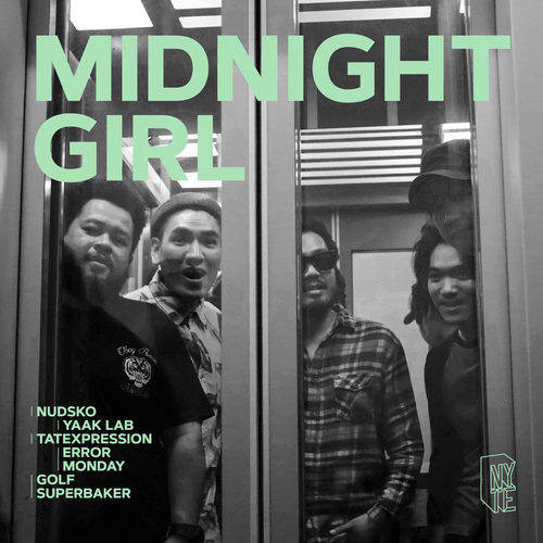 อัลบั้ม Midnight Girl - Single