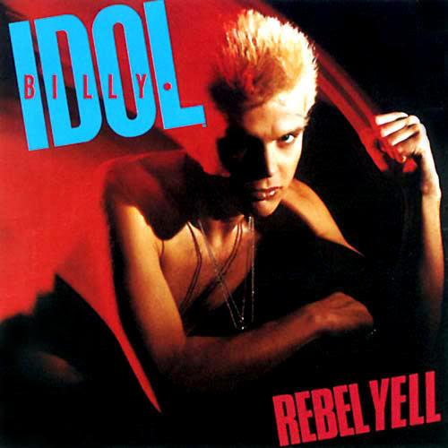 Rebel Yell 2017 Billy Idol