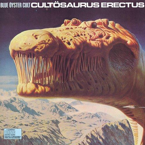 Cultosaurus Erectus 1988 Blue Oyster Cult