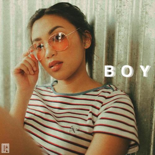 อัลบั้ม boy