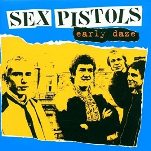 Free Download Sex Pistols - Early Daze (2000) Retail CD Covers and