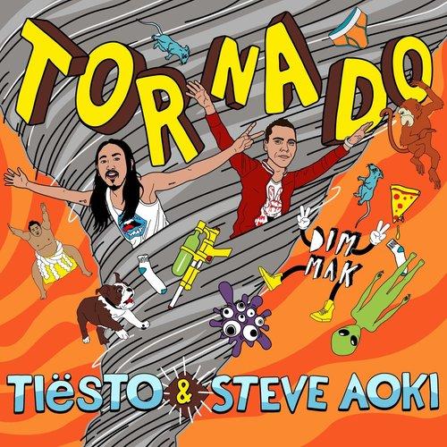 Tornado 2014 Steve Aoki & Tiësto