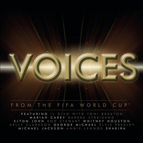 อัลบั้ม Voices From The FIFA World Cup