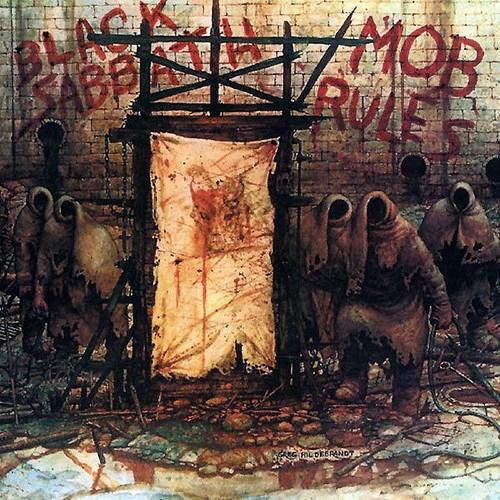 Mob Rules 2018 Black Sabbath