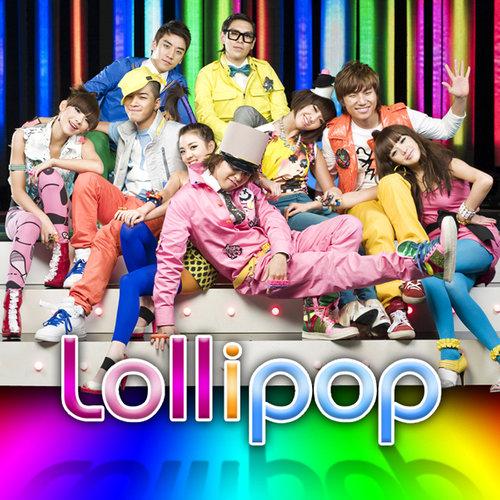Lollipop 1970 BIGBANG; 2NE1