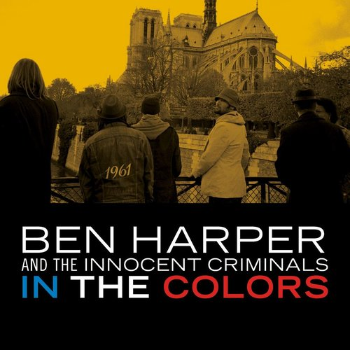 In The Colors 2013 Ben Harper