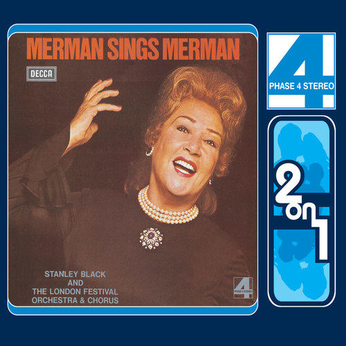 Merman Sings Merman 2017 Ethel Merman