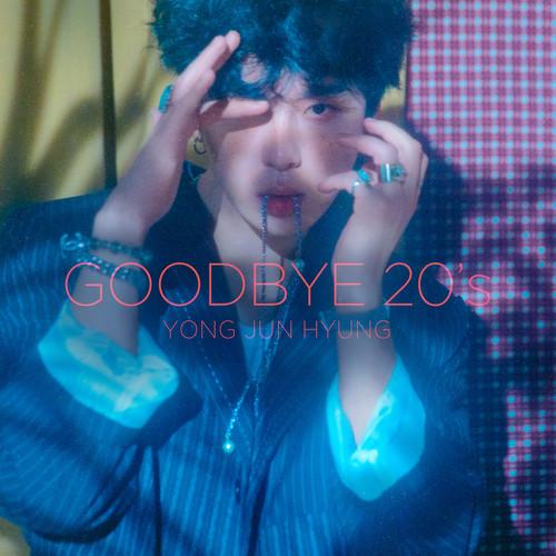 อัลบั้ม YONG JUN HYUNG 1ST ALBUM 'GOODBYE 20's'