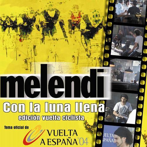 Con La Luna Llena 2007 Melendi