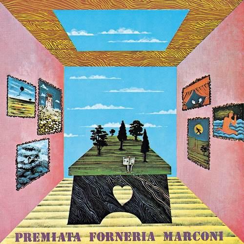 Per Un Amico 1989 Premiata Forneria Marconi
