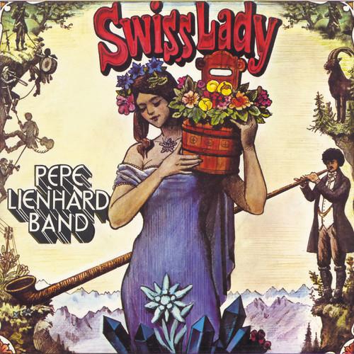 Swiss Lady 2007 Pepe Lienhard Band
