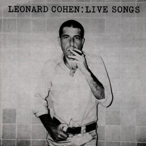 Live Songs 2014 Leonard Cohen