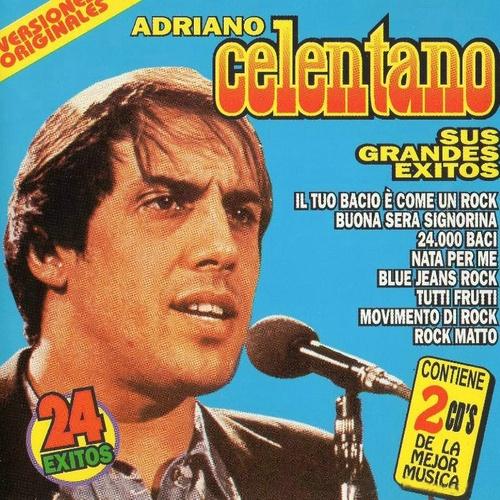 Adriano Celentano, Sus Grandes Exitos CD2 1997 Adriano Celentano