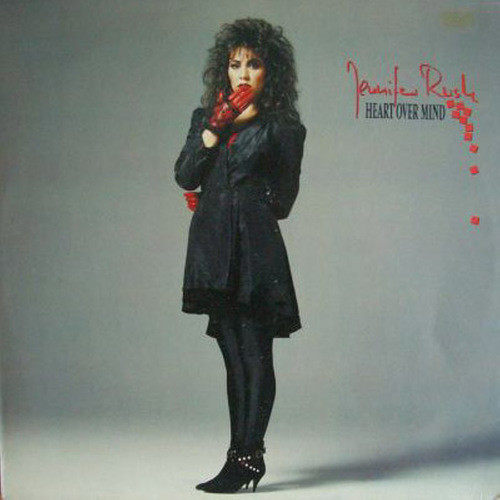 Heart Over Mind 1987 Jennifer Rush