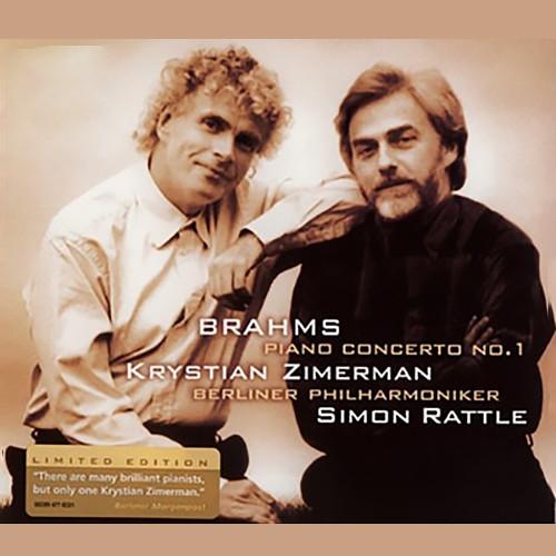 器 勃拉姆斯 第一钢琴协奏曲 齐默尔曼图片