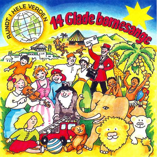 14 Glade Børnesange 1995 Various Artists