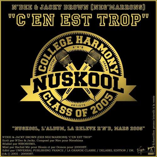C'En Est Trop 2005 Various Artists