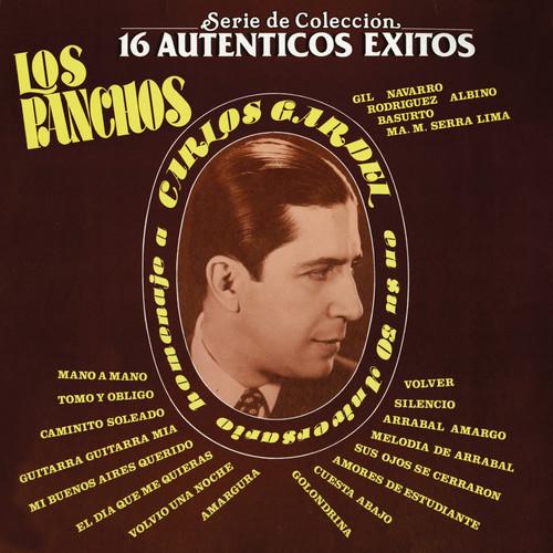 S.C.16 Auténticos Exitos Los Panchos Homenaje A Carlos Gardel En Su 50 Aniversario 2011 Los Panchos