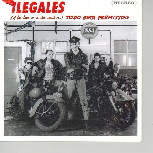 Todo Está Permitido 2009 Ilegales