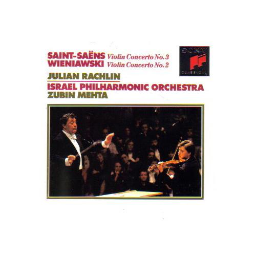 播放器 圣 桑第三小提琴协奏曲,维尼亚夫斯基第二小提琴协奏曲图片