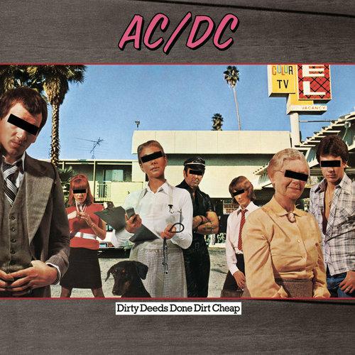 Dirty Deeds Done Dirt Cheap 2015 AC/DC