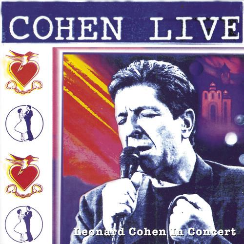 Cohen Live 2014 Leonard Cohen