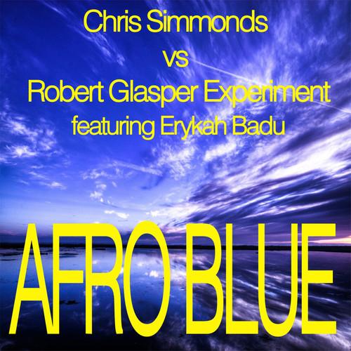 อัลบั้ม Afro Blue - Mixes