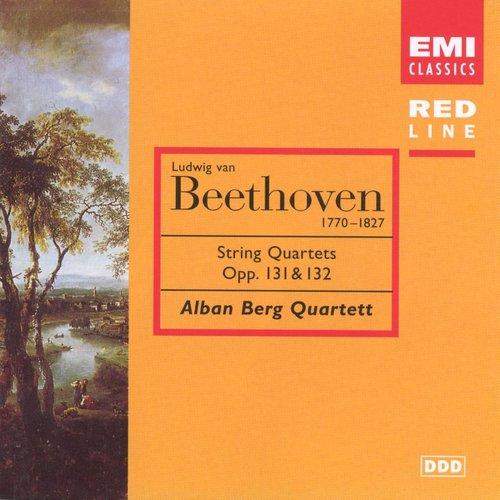 Beethoven:String Quartets 14 & 15 1997 Alban Berg Quartet