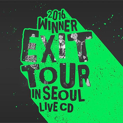 WINNER EXIT TOUR IN SEOUL LIVE 2016 WINNER