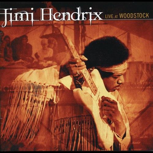 Live at Woodstock 2010 Jimi Hendrix