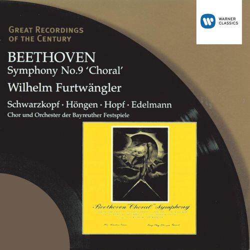 Beethoven: Symphony No. 9 in D minor, Op. 125 'Choral' 2009 Elisabeth Schwarzkopf