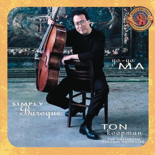 Concerto in G Major for Cello and String Orchestra, G. 480 1999 Yo Yo Ma; Amsterdam Baroque Orchestra