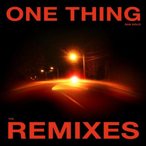อัลบั้ม One Thing (Remixes Vol. 2)