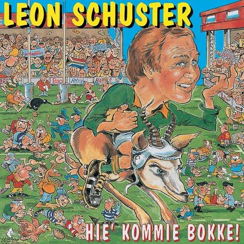 Hie Kommie Bokke 2013 Leon Schuster