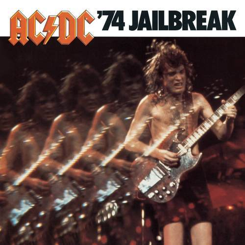 '74 Jailbreak 2015 AC/DC