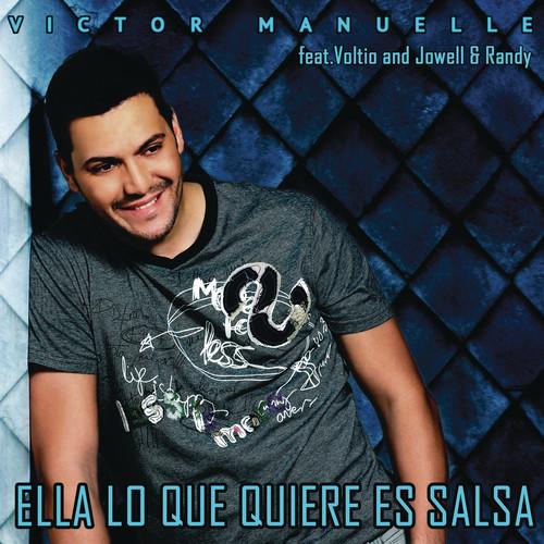 Ella Lo Que Quiere Es Salsa 2012 Victor Manuelle